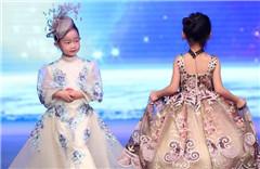 中国超级童模精英赛