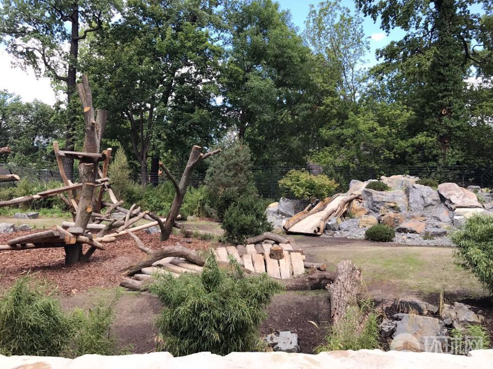 柏林动物园熊猫馆紧锣密鼓筹备 迎开馆仪式