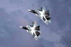 莫斯科航展T50战机完美开场