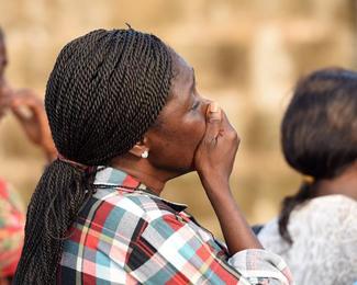 塞拉利昂洪水和泥石流致331人丧生