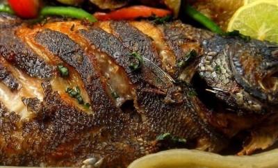居民看到怪鱼异常兴奋 没成想吃尽丧命