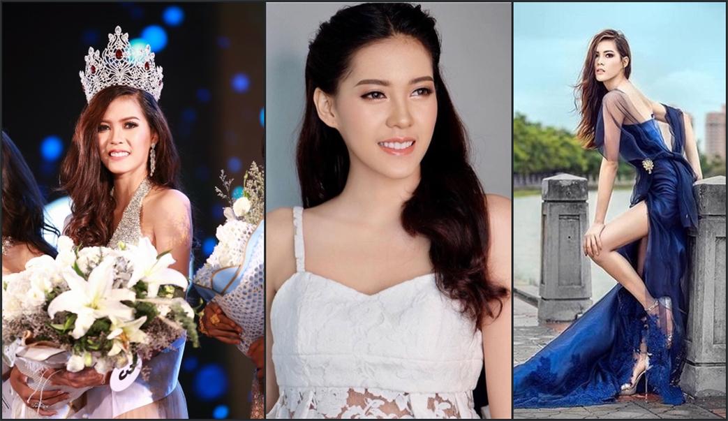 老挝首位环球小姐:有颜值有身材还很能打_图片频道__中国青年网