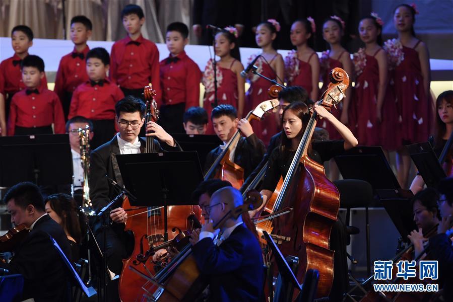 (文化)(3)第十五届亚洲艺术节在浙江宁波开幕
