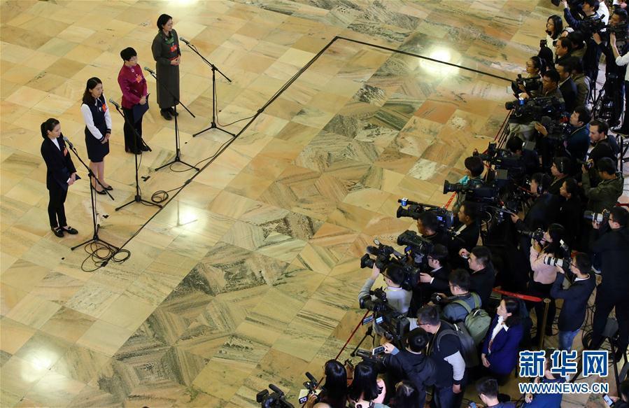 (十九大·XHDW)(3)中国共产党第十九次全国代表大会即将在北京开幕