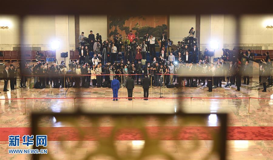 (十九大·XHDW)中国共产党第十九次全国代表大会即将在北京开幕