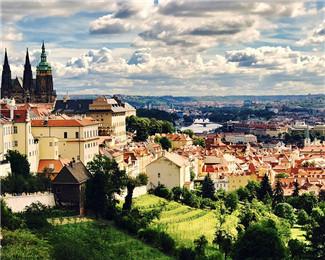 歌德赞叹的欧洲最美城市 布拉格之秋令人沉醉