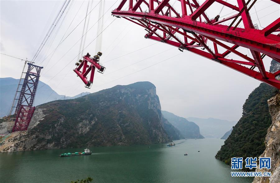#(经济)(1)一桥飞架南北