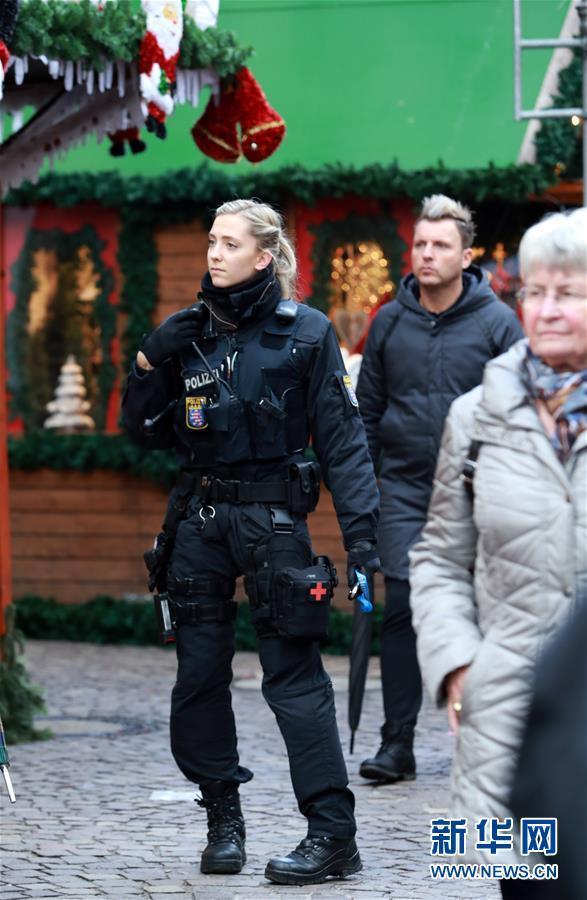 (国际)(3)德国圣诞市场加强安保措施