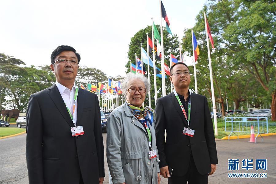 """(国际)(1)塞罕坝林场建设者获联合国""""地球卫士奖"""""""