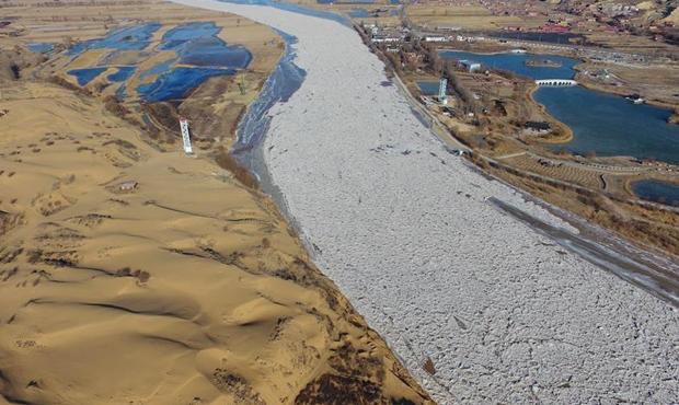 内蒙古段封河139公里.png