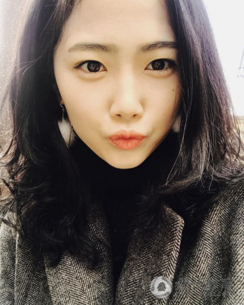韩国女足10号私照曝光 被赞可爱到犯规