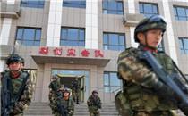 新疆武警开展实战化练兵