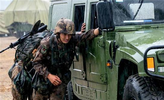 36小时不间断高强度训练 侦察兵决战岭南