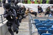 以色列举行反恐应急演练