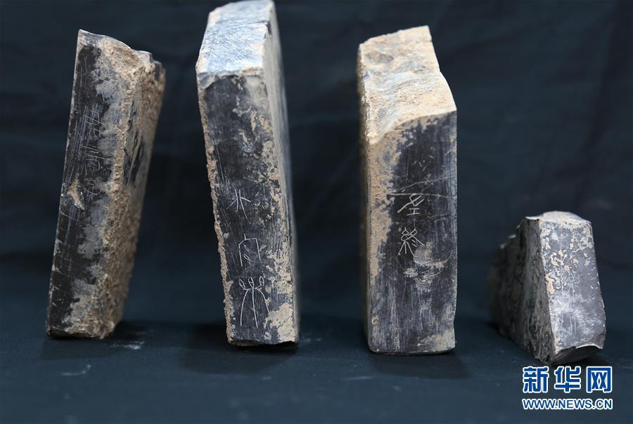 (文化)(3)陕西首次发现秦代大型国家府库遗址