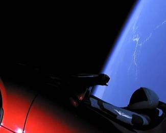 SpaceX猎鹰重型火箭发射成功