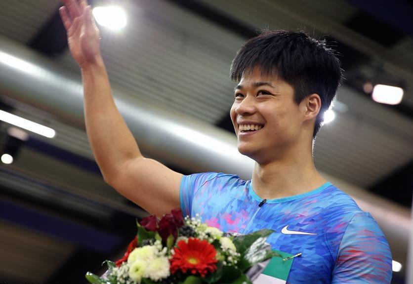 苏炳添夺得男子60米冠军