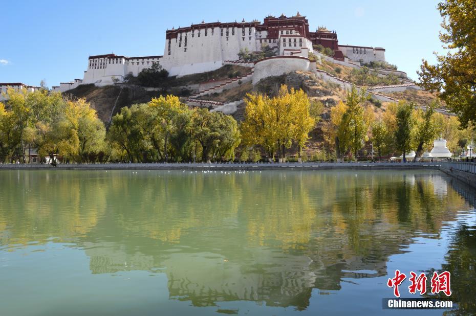 雪域高原西藏风景雄壮美丽_新闻频道__中国青年网