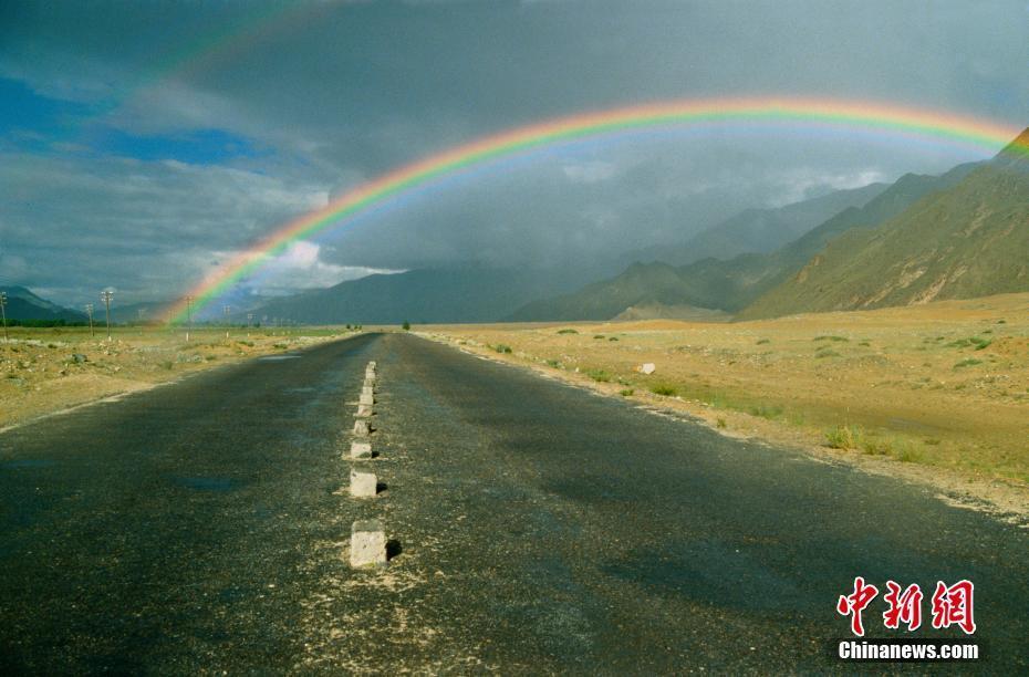 雪域高原西藏风景雄壮美丽