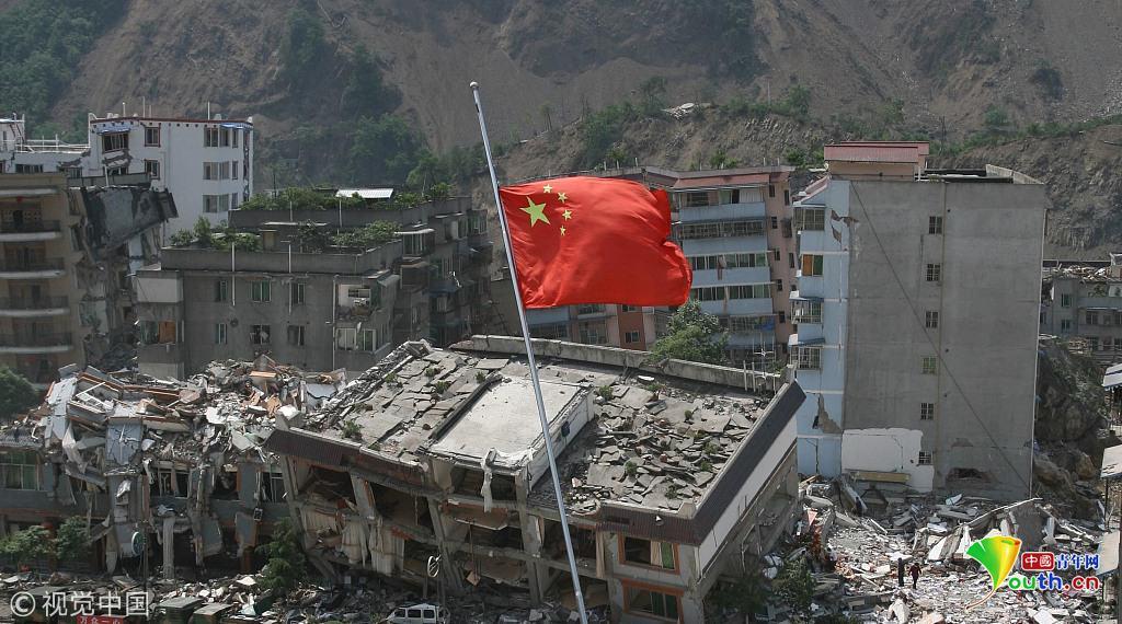 汶川大地震十周年 回首那些不能忘记的瞬间