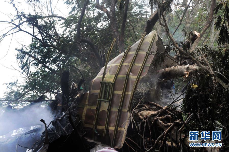 (国际)(1)古巴一架客机坠毁伤亡人数不详
