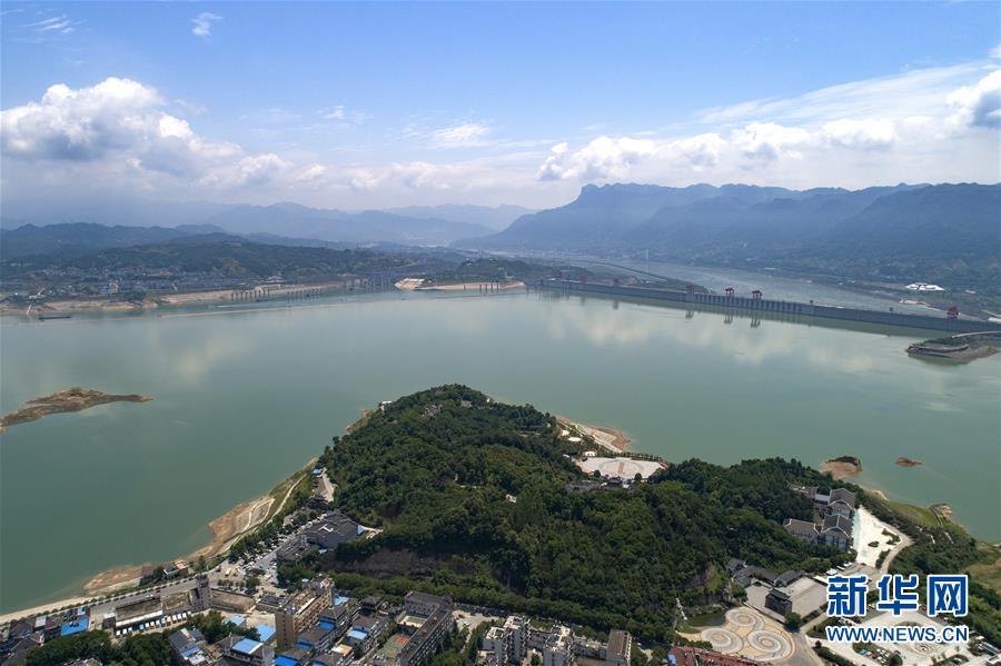 #(环境)(1)三峡水库防汛腾库进入最后冲刺阶段