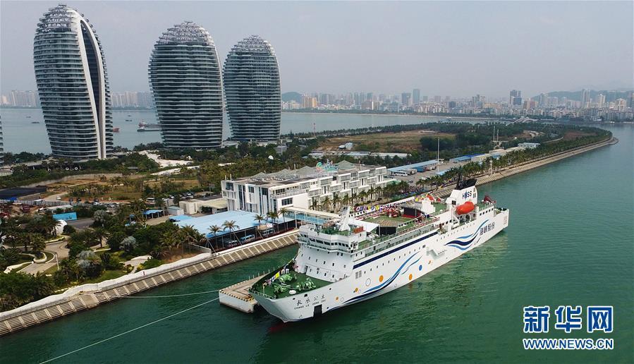 海南打造国际旅游消费中心_新闻频道__中国青年网