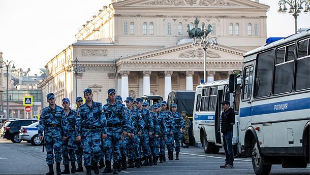世界杯开赛在即-俄罗斯安保措施严密.jpg