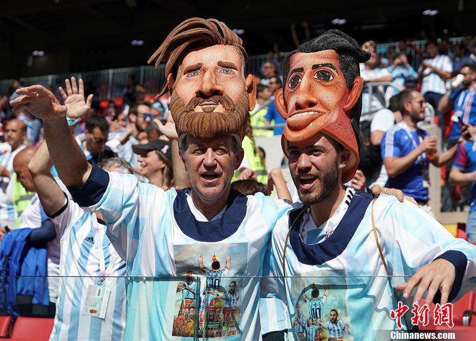 正文    北京时间6月16日晚,2018俄罗斯世界杯d组首轮阿根廷与冰岛队