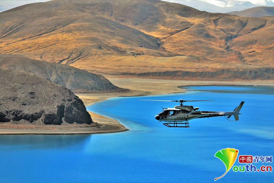 【美好生活 幸福拉萨】坐直升机俯瞰西藏美景是什么体验 多图速览