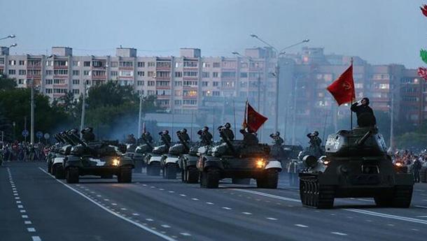 白俄罗斯举行独立日阅兵式彩排.jpg