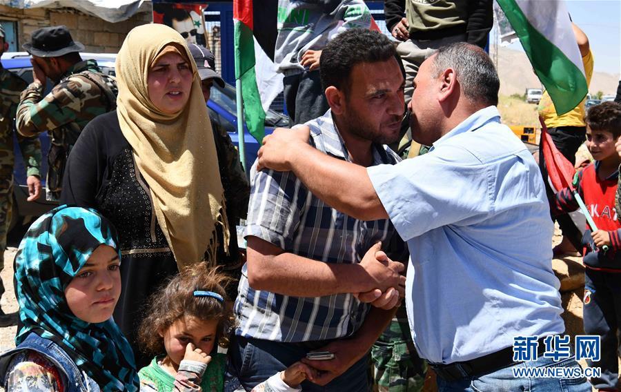 (国际·图文互动)(1)归乡,不再流浪——记叙利亚难民返乡