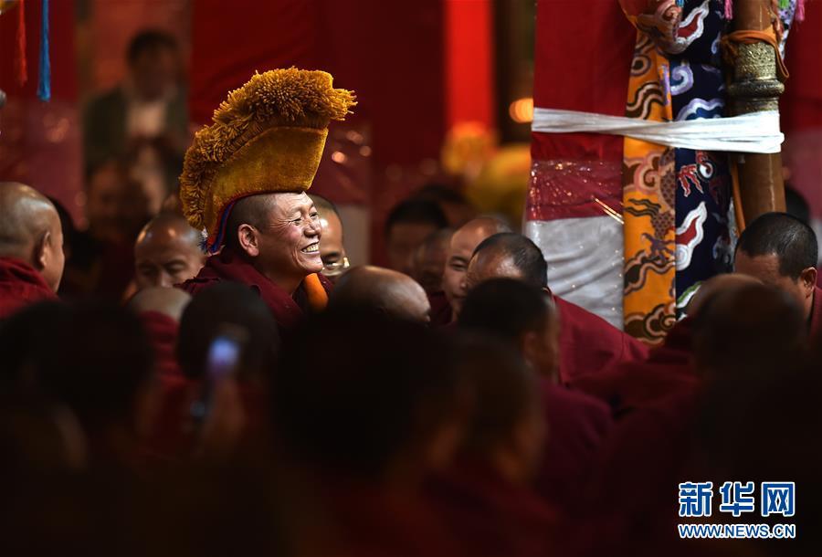 (XHDW)(1)藏传佛教学经僧人预考学位