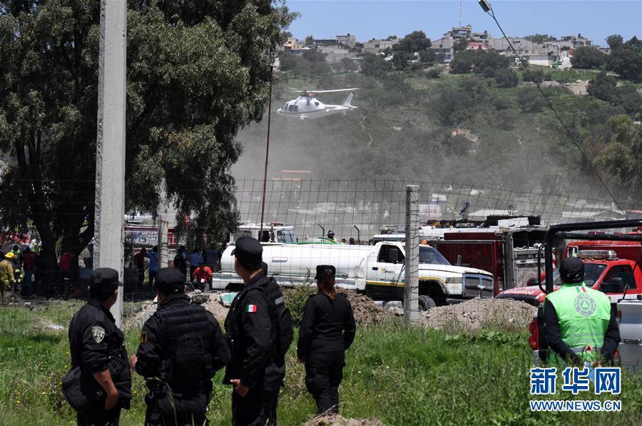 (国际)(3)墨西哥中部一烟花厂爆炸至少19人死亡