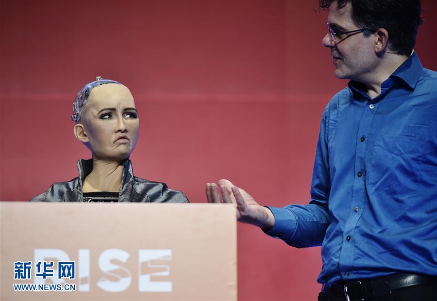 (图文互动)(1)AI如何帮助人类?——RISE科技峰会聚焦人工智能发展