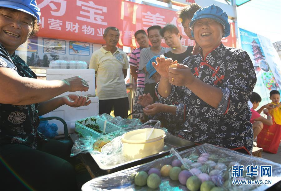 (社会)(5)太湖渔民喜迎开捕节