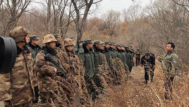 东北虎豹国家公园集中开展大规模反盗猎行动.jpg