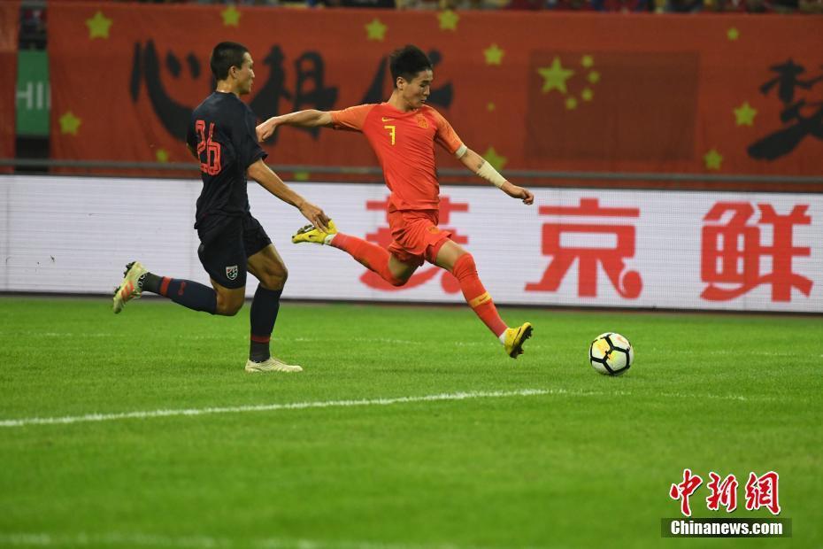 中国杯国足0:1不敌泰国 卡帅遭遇首秀开门黑