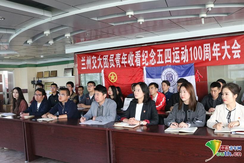 习近平深情寄语新时代中国青年 高校师生反响强烈