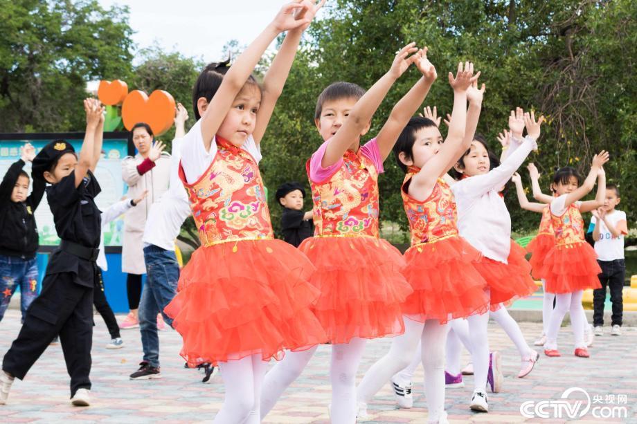 【新时代·幸福美丽新边疆】阿合奇县第三幼儿园