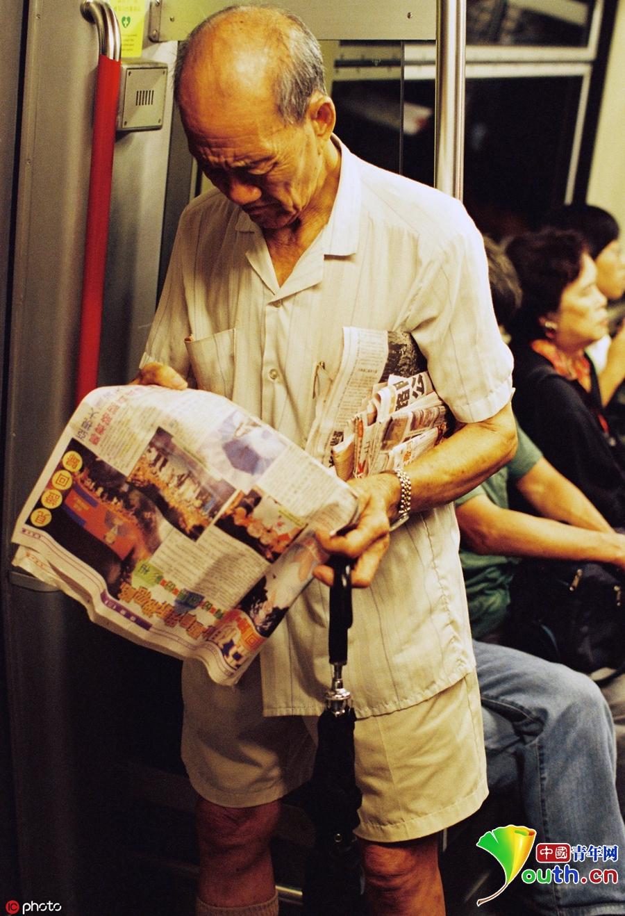 图话70年:香港回归