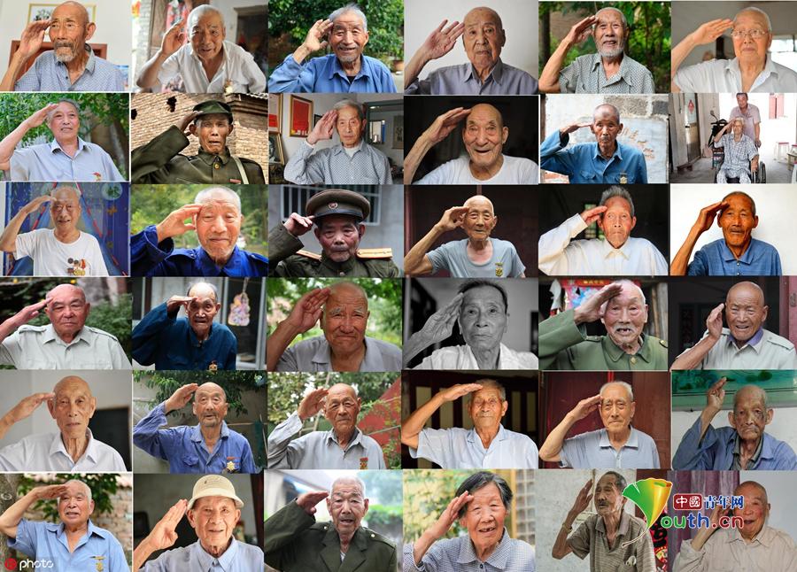 图话70年:那些老兵的传奇故事,共和国不会忘却!