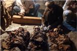 埃及发现距今约3400年阿蒙神金匠墓