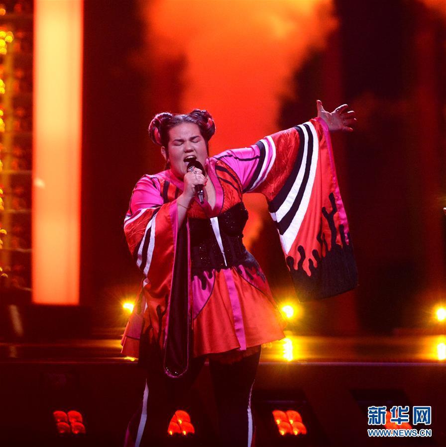 即性歌王沙瓯全部演唱会_以色列歌手夺得第63届欧歌赛冠军