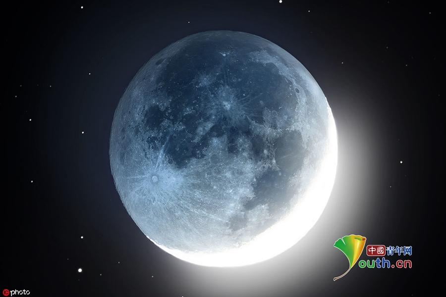 中国天文爱好者网站_堪比NASA!美天文爱好者用数万张照片还原最真实的月球_新闻频道